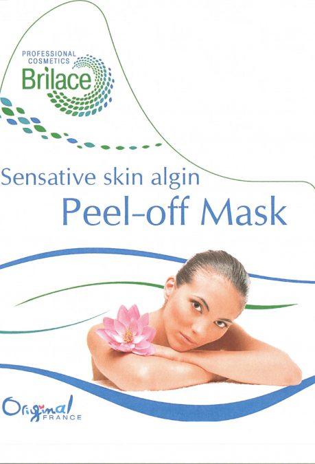 Sensitive skin algin peel-off mask