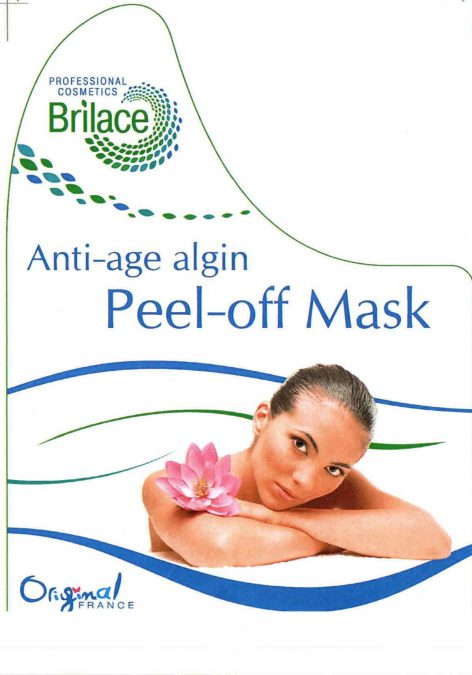 Anti-age algin peel-off mask