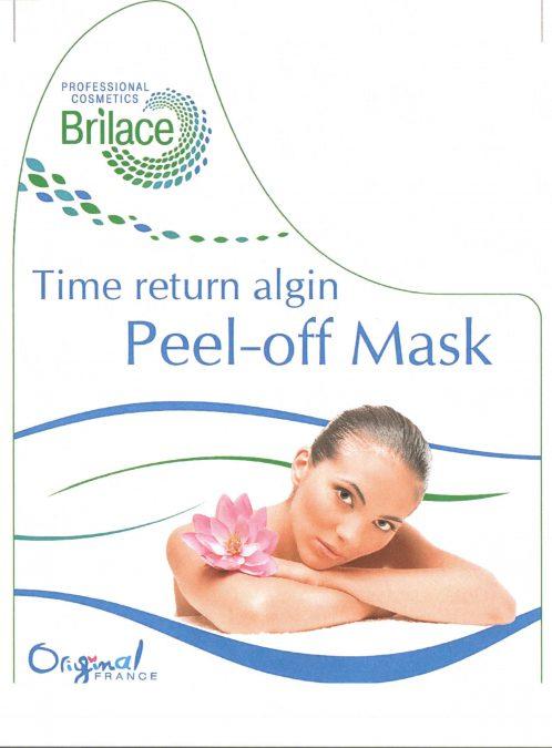 Time return algin peel-off mask