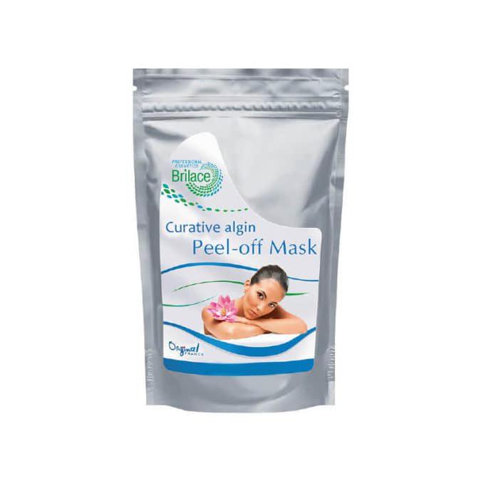Curative algin peel-off mask