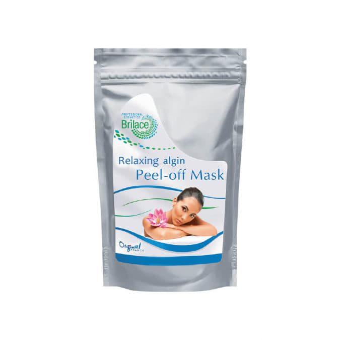 Myorelaxing alginate mask